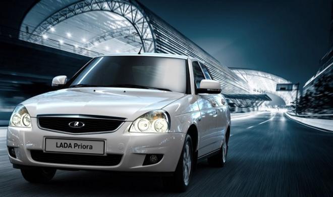 «АвтоВАЗ» снимает с производства Lada Priora