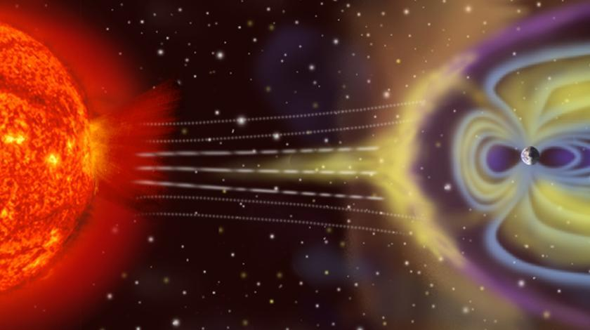 К Земле приближается магнитная буря