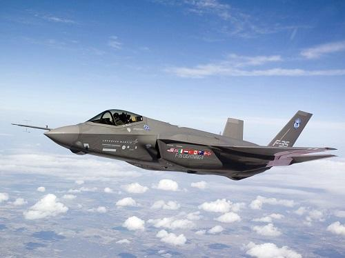 US deploys F-35s to Philippine Sea for training mission
