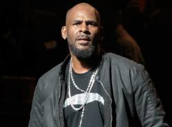 Полиция Чикаго арестовала певца R. Kelly