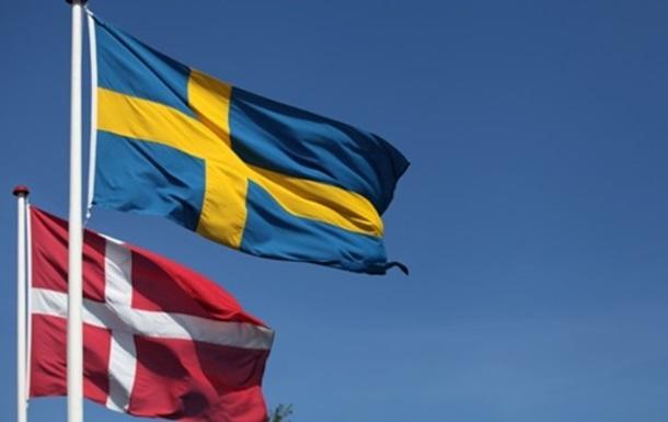 Дания и Швеция объединились против России