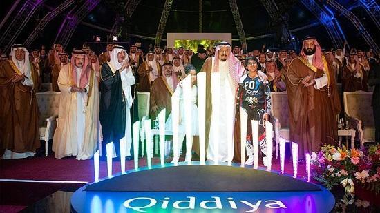 Эр-Рияд меняет нефть на развлечения