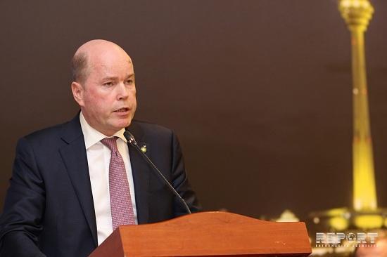 Региональный президент BP поздравил Ильхама Алиева