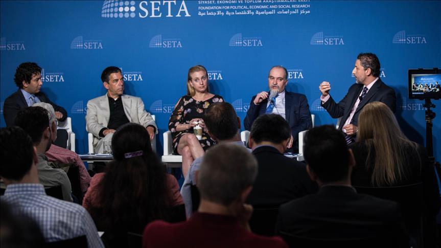 В Вашингтоне обсудили политику США на Ближнем Востоке