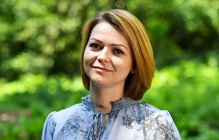 Yulia Skripal makes first public statement
