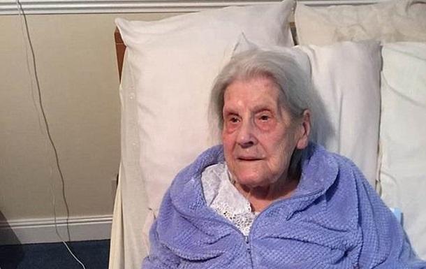 Умерла самая старая жительница Британии