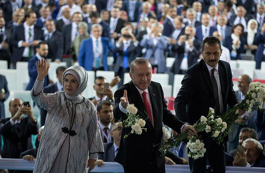 Эрдоган обнародовал предвыборную программу