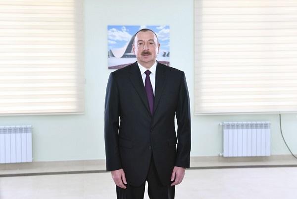 Ordu bir daha öz gücünü göstərdi – İlham Əliyev