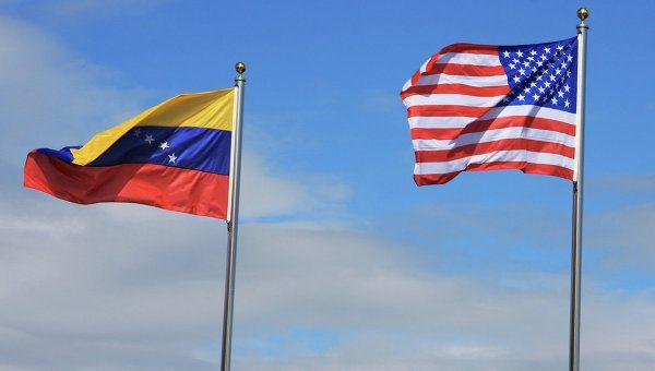 """США ответили Венесуэле тем же """"макаром"""""""