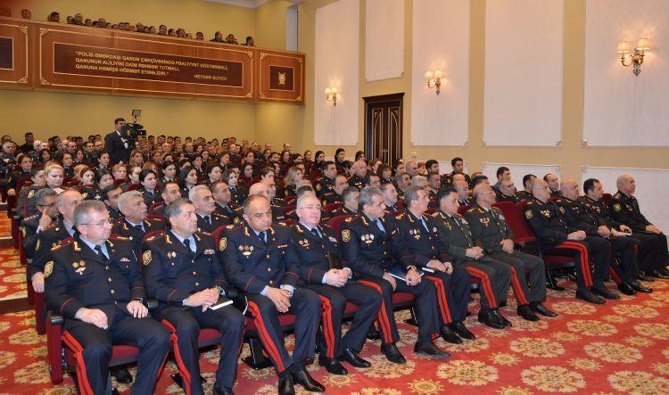 DİN-də Cümhuriyyətin 100 illiyi ilə bağlı tədbir - Foto