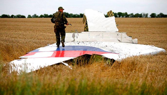 Эти две страны обвинили Россию в катастрофе MH17