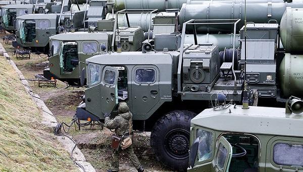 Rusiya S-500-ləri sınaqdan keçirdi