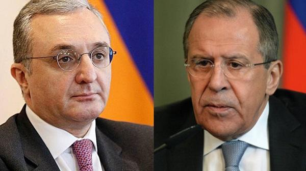Глава МИД Армении едет к Лаврову