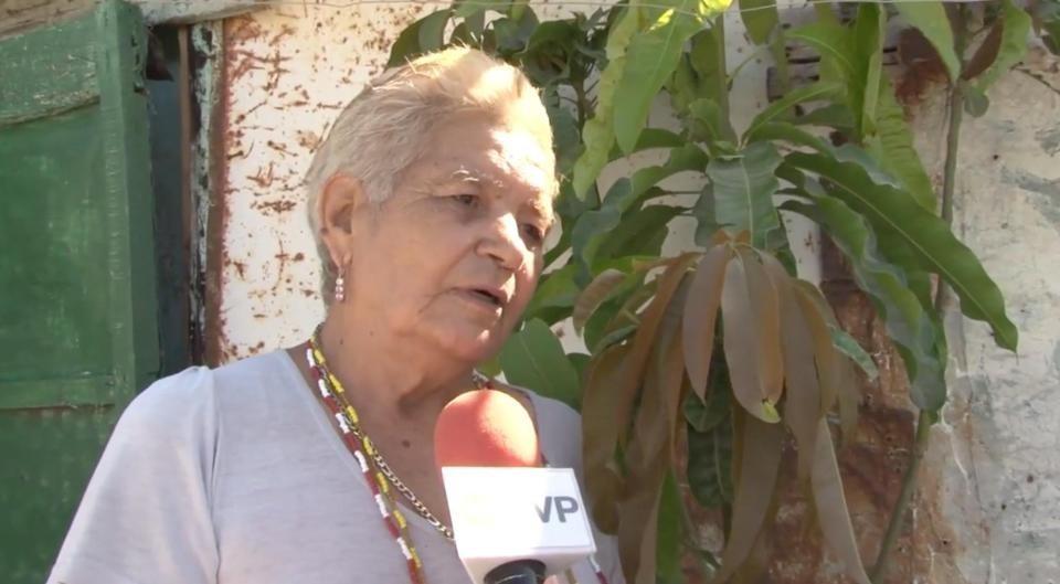 70-летняя старушка забеременела - Фото