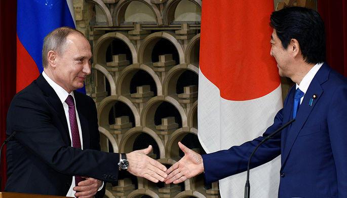 Путин и Абэ подписали 11 соглашений - Обновлено