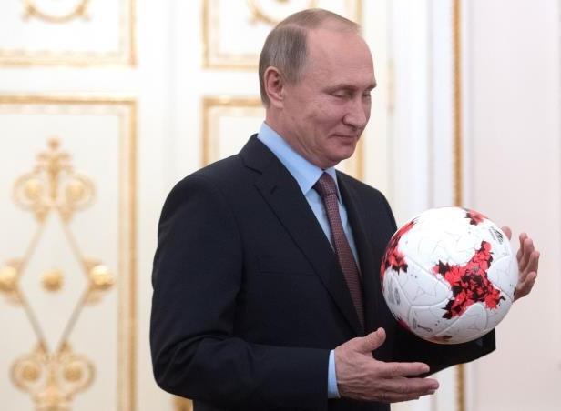 Путин назвал главного фаворита ЧМ — 2018