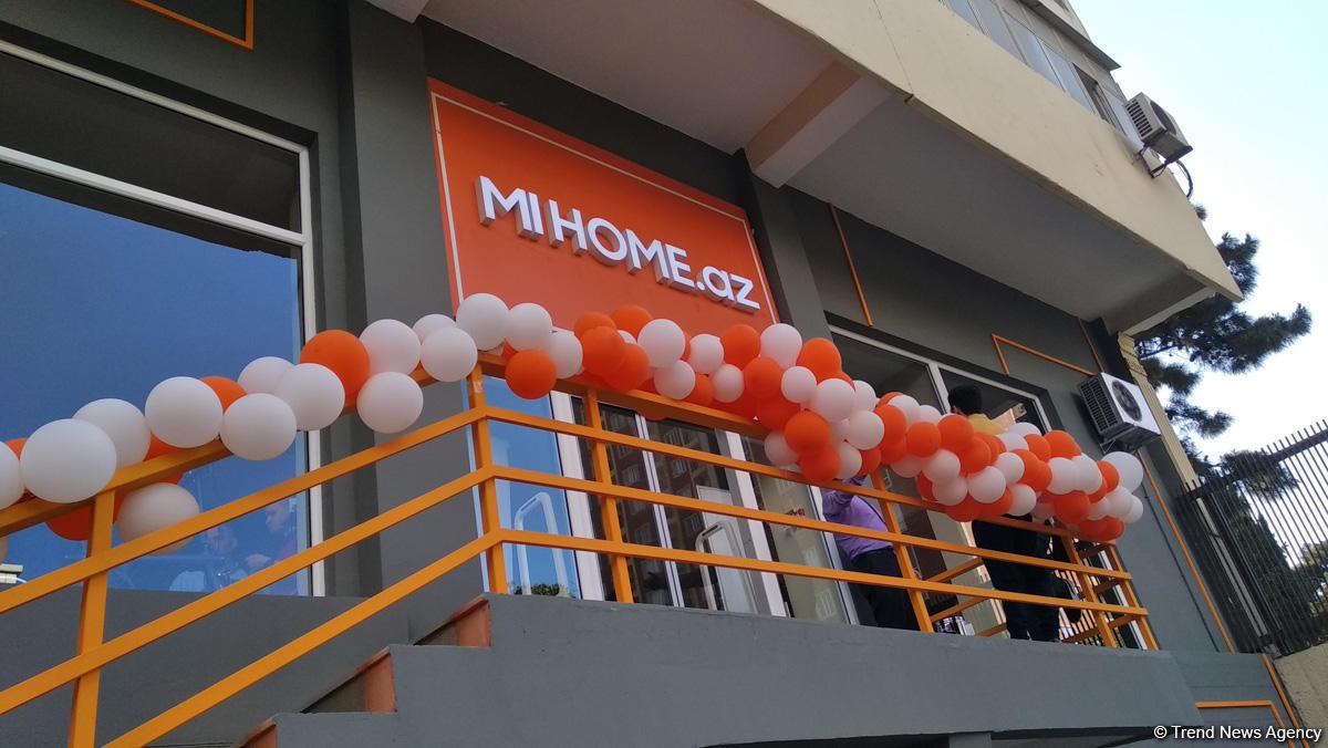 В Баку открылся китайский брендовый магазин