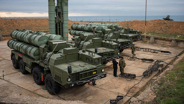 S-400 deliveries to Turkey cause no concern in Damascus