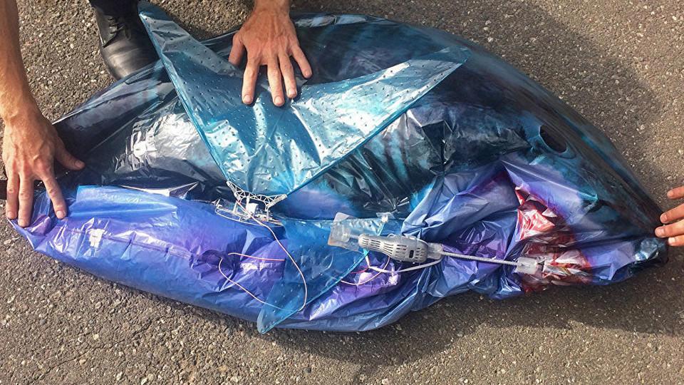 В Армении детскую игрушку приняли за турецкий «шар-шпион»