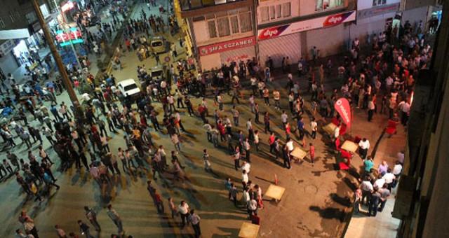 Qız qaçırıldı: 200 nəfər arasında şiddətli dava...
