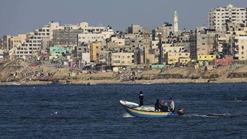 İsrail dənizlə sərhədə divar hörür