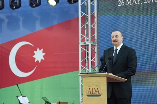 Баку заново составил энергокарту Евразии - Алиев