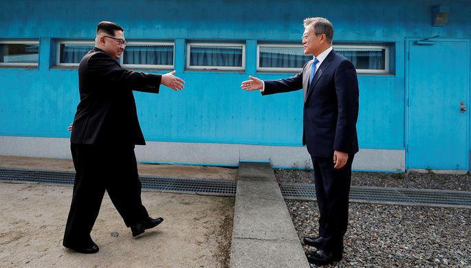 Ким с Муном проведут третью встречу