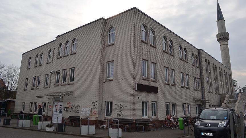 В Германии осквернили турецкую мечеть