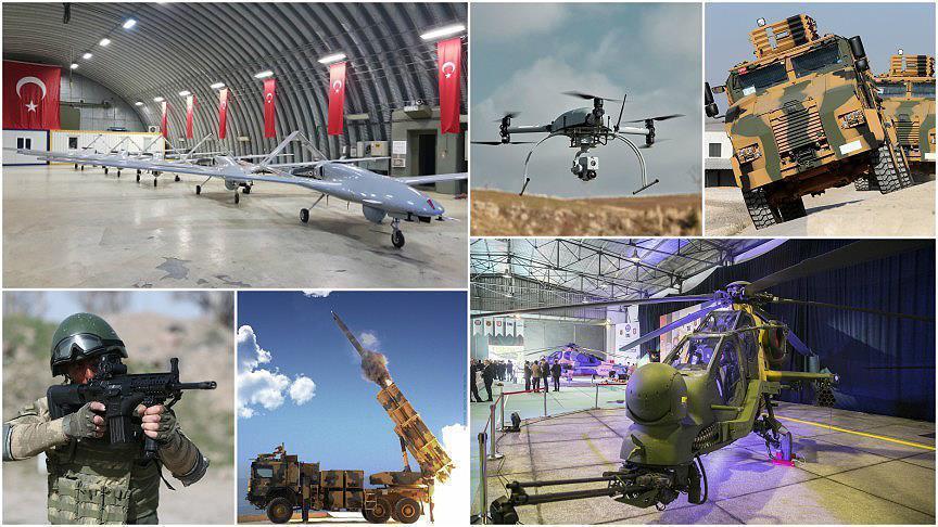 ВС Турции получают новое оружие, технику и суда - Фото