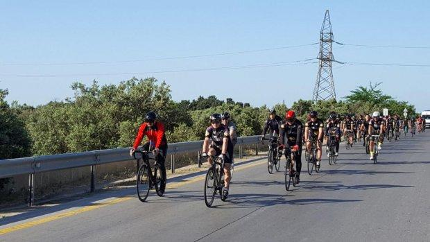 Bike ride dedicated to 100th anniversary of ADR held