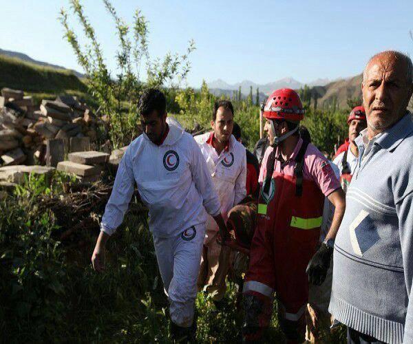 Azərbaycanı sel basdı: 2 ölü, çoxsaylı yaralı - Foto
