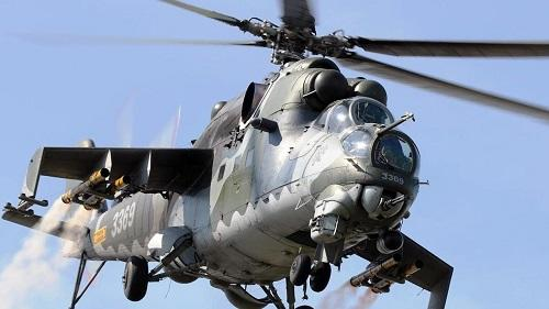 Russia, Niger sign deal for delivery of 12 MI-35