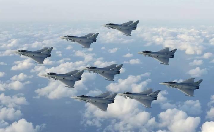 ВВС Турции нейтрализовали 8 террористов