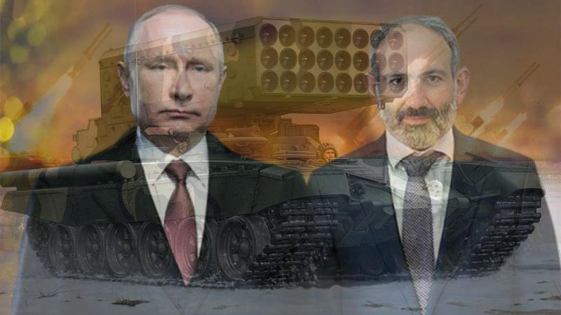 Nikola pul ayrıldı: Putinə qarşı Qərbin İrəvan planı