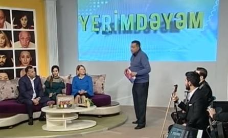 Son çəkiliş: Speys TV bu verilişi niyə yayımdan qaldırdı? - Video