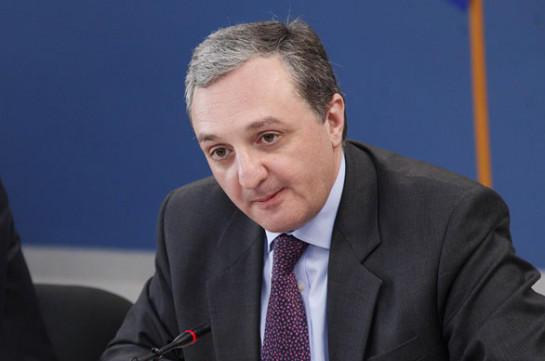 Мнацаканян уклонился от ответа по НАТО