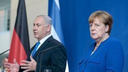 Merkel Netanyahu ilə danışdı: Qınayırıq...