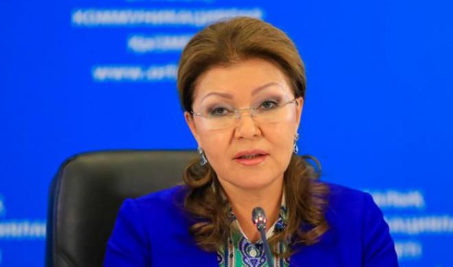 Kazakhstan's Senate Nazarbayeva makes first appeal