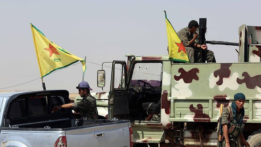 The US: YPG is a terrorist organization - Official