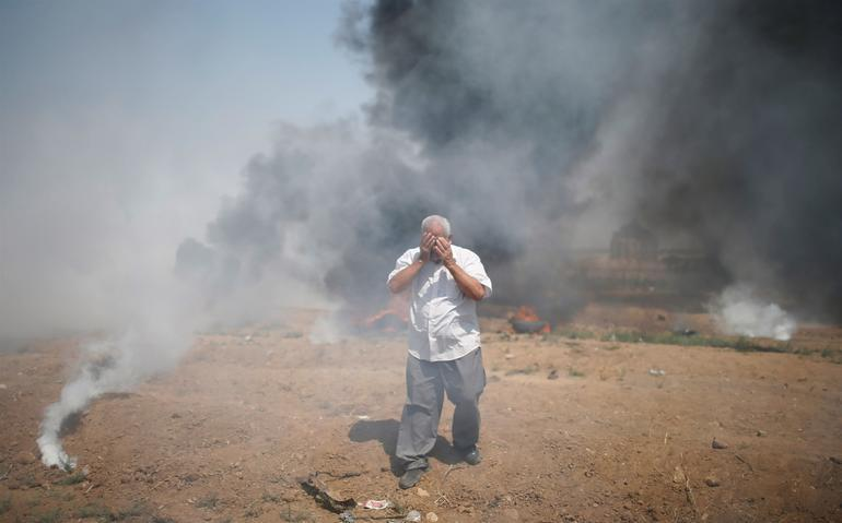 The Israeli-Palestinian conflict continues: there are dead