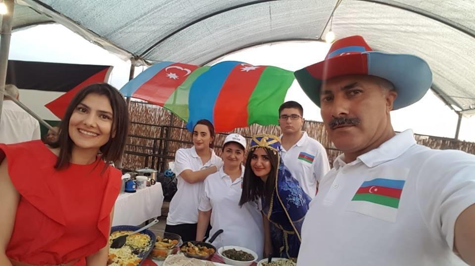 Milli yeməklərimiz Saloniki festivalında - Foto