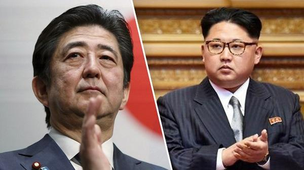Абэ захотел «откровенно поговорить» с Ким Чен Ыном