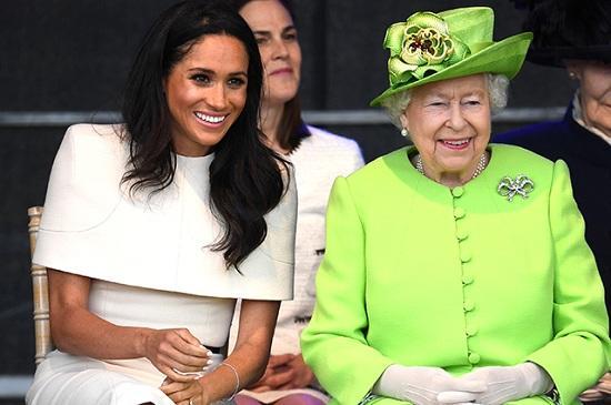 Меган Маркл исполнит последнюю волю Елизаветы II