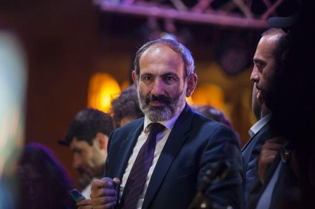 Пашинян предложил Армению как площадку для связей ЕАЭС-Иран