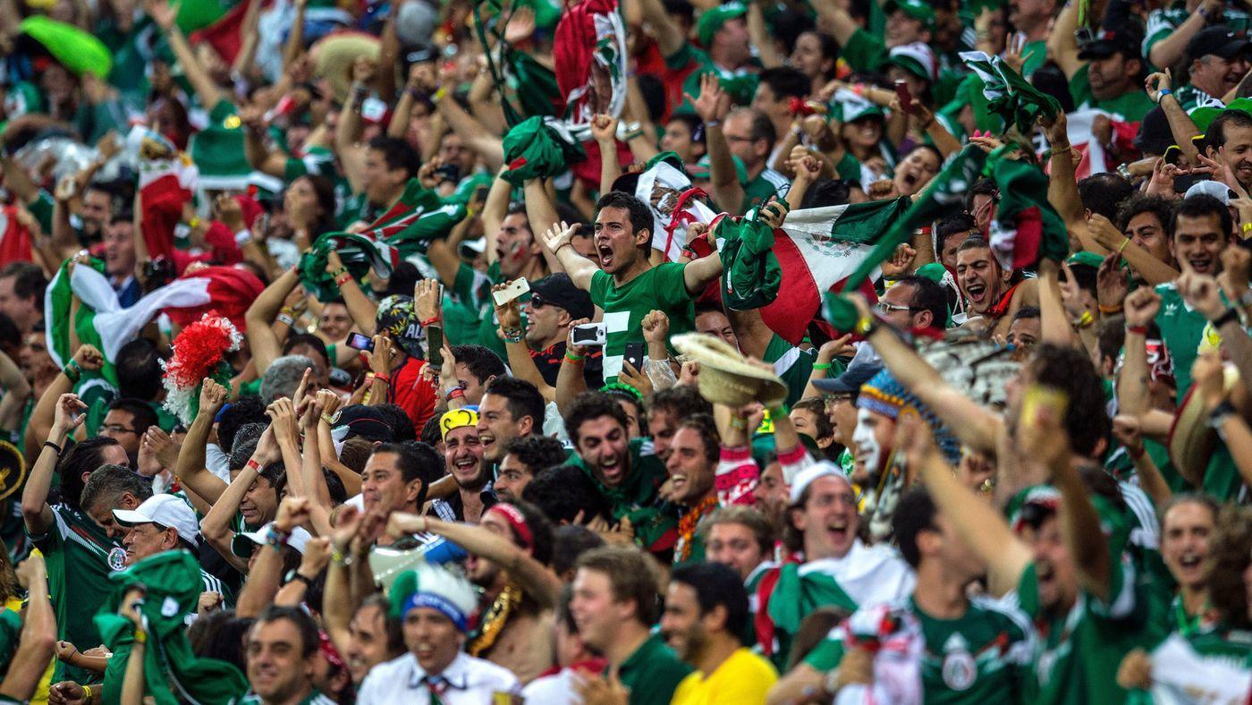 Meksikalı azarkeşlərin sevinci zəlzələyə səbəb oldu
