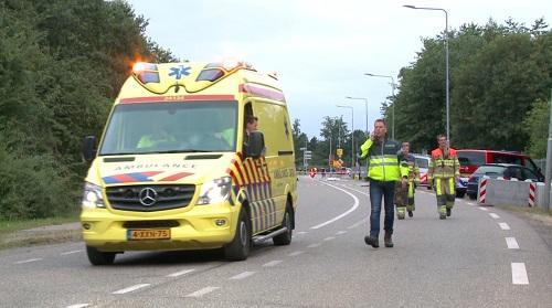 Niderlandda dəhşət: Avtobusu insanların üzərinə sürdü