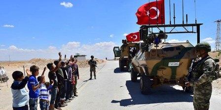 Suriyadan Menbiç açıqlaması: Narazıyıq