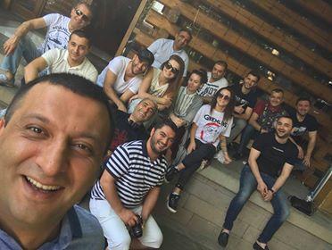 """""""Bu şəhərdə"""" Tiflisdə belə qarşılandı – Video/Foto"""