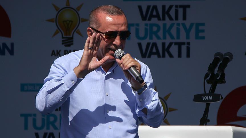 Эрдоган в Европе получил 70% голосов