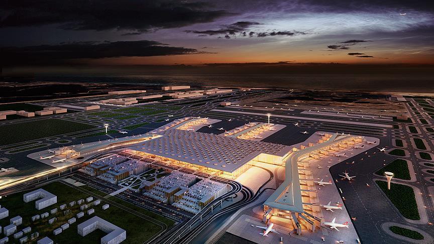 Ərdoğan dünyanın ən böyük limanının açılışını edəcək